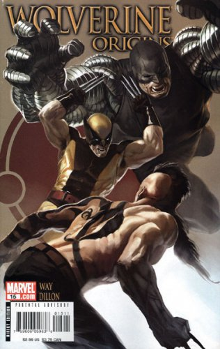 Wolverine Orgins #15 Daniel Way