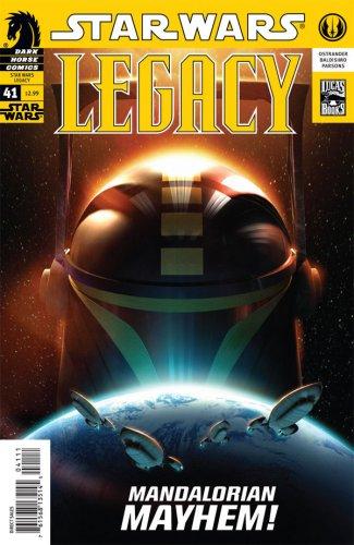 Star Wars Legacy #41