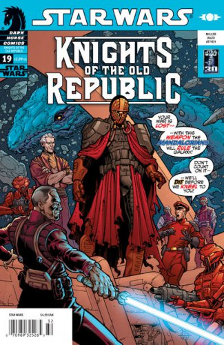 Star Wars Knights Of The Old Republic #19