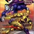 Superman #221 Villains United Tie-In Bizzarro Vs. Zoom