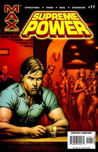 Supreme Power #17 J. Michael Straczynski