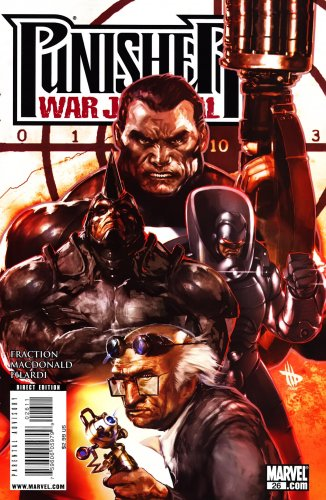 Punisher War Journal #26 Matt Fraction