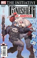 Punisher War Journal The Initiative #8 Matt Fraction