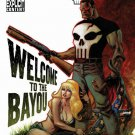 Frank Castle The Punisher Welcome to the Bayou #71