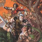 Grimm Fairy Tales Presents Neverland #0