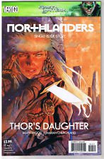 Northlanders Thor's Daughter #41 Brian Wood