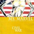 Ms. Marvel Civil War #6