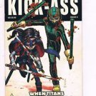 Kick-Ass #8 Mark Millar