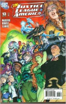 Justice League of America JLA #13
