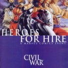 Heroes For Hire Civl War #1