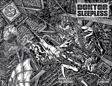 Doktor Sleepless #7 Warren Ellis