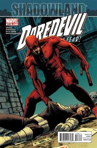 Daredevil #508 Shadowland