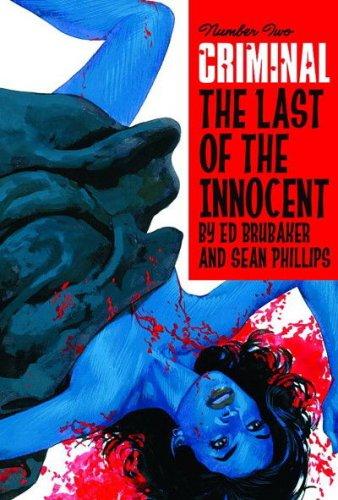 Criminal The Last of the Innocent #2 Ed Brubaker
