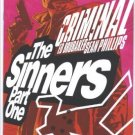Criminal The Sinners Part One #1 Ed Brubaker