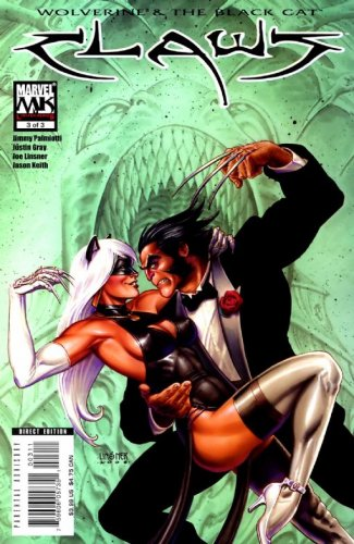 Wolverine & the Black Cat Claws #3 of 3