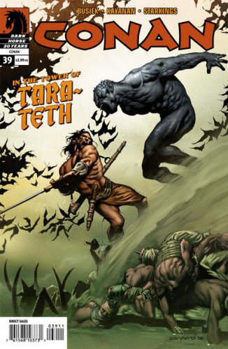 Conan #39 Dark Horse