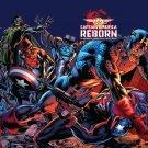 Captain America Reborn #5 Ed Brubaker