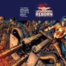 Captain America Reborn #3 Ed Brubaker