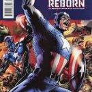 Captain America Reborn #1 Ed Brubaker