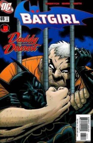 Batgirl #65 Daddy Dearest