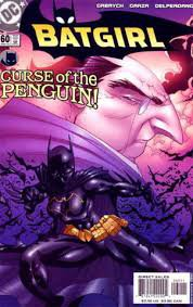 Batgirl #60 Curse of the Penguin