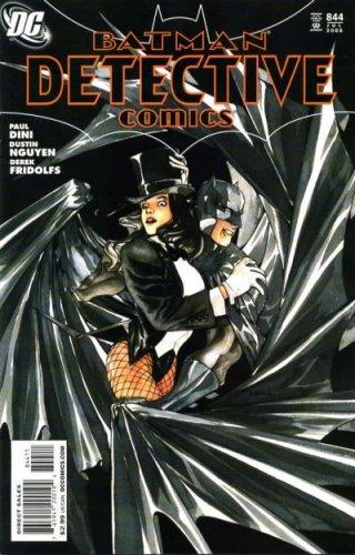 Batman Detective Comics #844