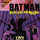 Batman Jekyll & Hyde #2 Two Faces of Fear