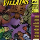 Batman Villains Secret Files & Orgins 2005