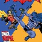 Batman and Robin #12 Grant Morrison