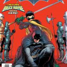 Batman and Robin #10 Grant Morrison