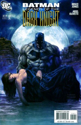 Batman Legends of the Dark Knight #210