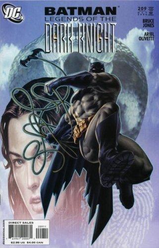 Batman Legends of the Dark Knight #209