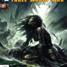 Aliens Vs. Predator Three World War #5
