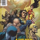 The New Avengers #28 The Initiative Brian Michael Bendis