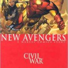 The New Avengers #25 Civil War Brian Michael Bendis