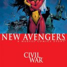 The New Avengers #23 Civil War Brian Michael Bendis