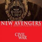 The New Avengers #22 Civil War Brian Michael Bendis