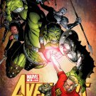 Avengers #4 The Initiative World War Hulk