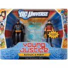 Batman & Robin DC Universe Young Justice The Dynamic Duo
