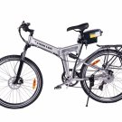 2015 X-Cursion Folding Electric Bicycle