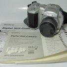 Sony Mavica MVC-CD250 Digital Camera