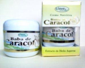Crema de Baba de Caracol X 50gr
