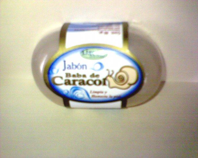 Jabon de Baba de Caracol X 80gr