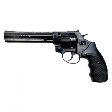 Viper 6 Inch Barrel 9MM Blank Firing Revolver Black Finish