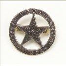 Old West Denix Circular Texas Ranger Star