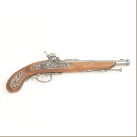 Colonial 1872 French Percussion Pistol Non-Firing Replica