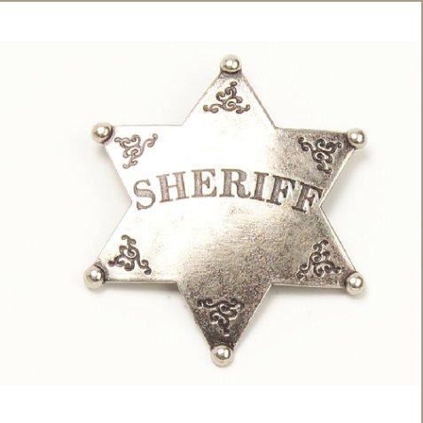 Old West Sheriff's Badge - Denix