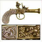 Flintlock, 1798 English Gold