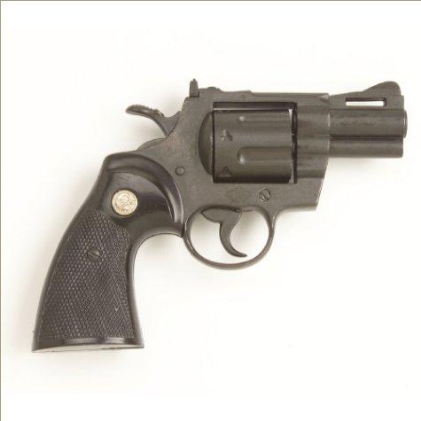 Replica 2.5 Barrel .357 Magnum Pistol Non-Firing Gun