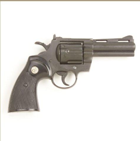 Replica .357 Magnum 4 Barrel Pistol Non-Firing Replica